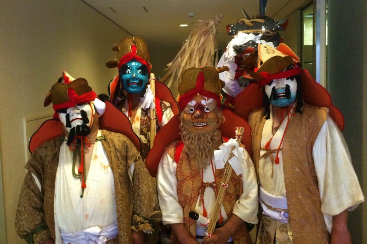 大蛇祭りの神事に参加してきました!