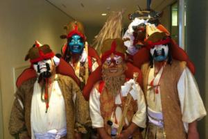 志賀高原大蛇祭り、神事に参加してきました。