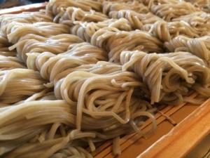秋山郷へ蕎麦を食べに行こう