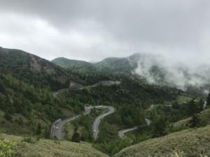 ローカルに行こう、山の旅。