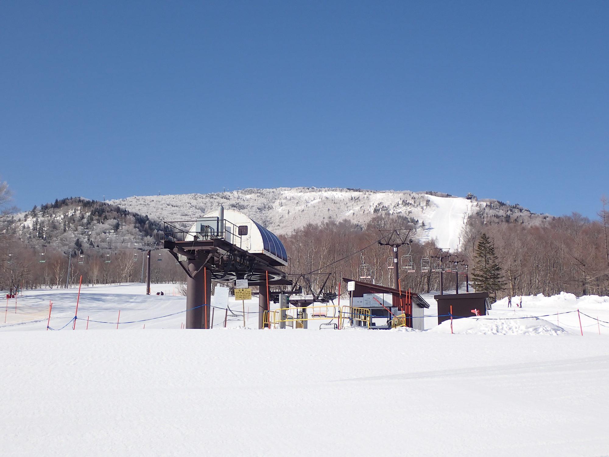 2020 mar 奥志賀の春、春スキーの奥志賀