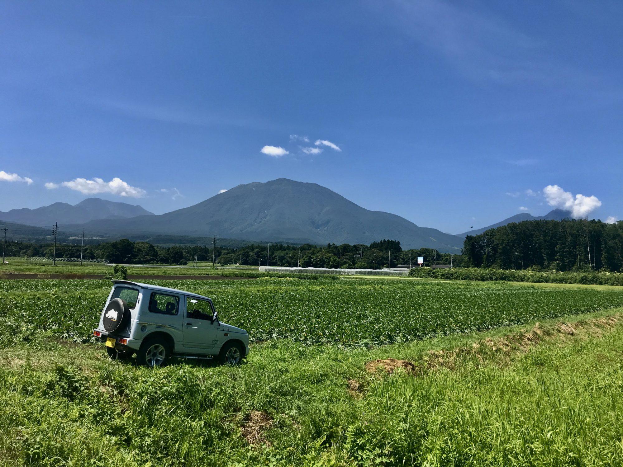 2020 Aug 黒姫山、戸隠岳、妙高山