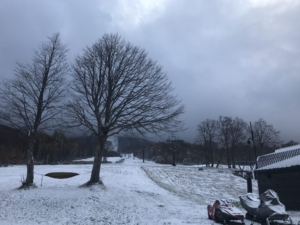 11月1日現在・冬の空室状況。