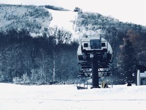 根雪へ、いざ!